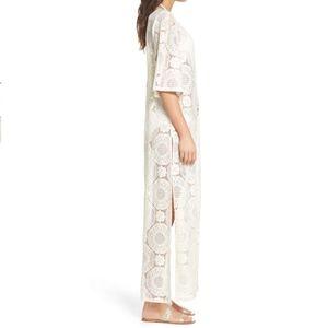 6f784fc8de Chelsea28 Swim - CHELSEA28 Lace Cover-Up Maxi Dress NWOT